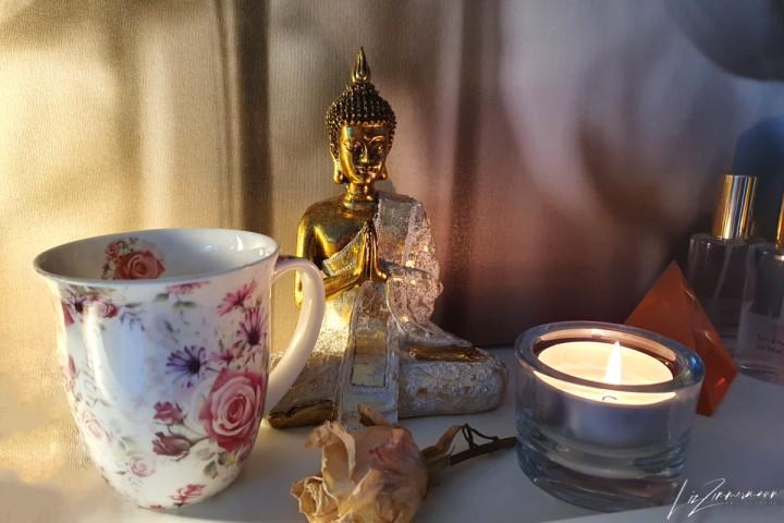 kaffee und buddha